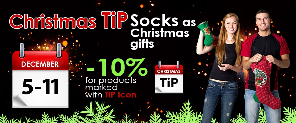 Socks - 10% discount