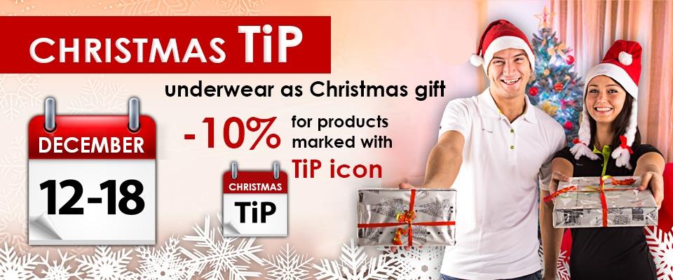 Underwear - 10% discount