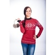 Thermal T-shirt nanosilver - NORWEGIAN PATTERN