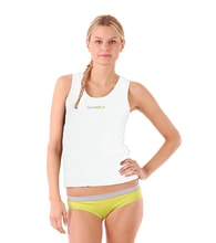 Woman's top nanosilver coolmax DAKAR