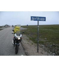 Motoexpedition NORDKAPP 2011
