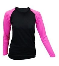 Woman´s T-shirt nanosilver coolmax DAKAR - long sleeves