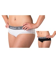 Woman's panties with elastic nanosilver CLASSIC