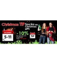 Socks - 10% discount