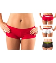 Woman´s thermal panties nanosilver