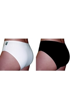 Woman's High Waist Panties