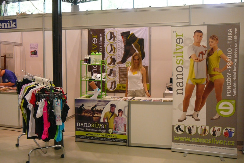 NANOSILVER at MORAVIA SPORT EXPO